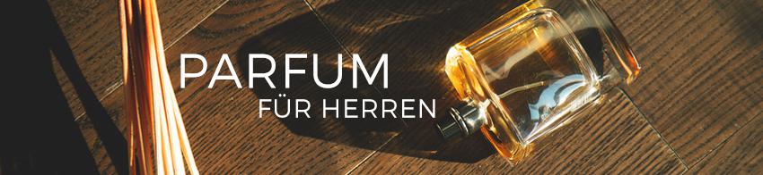 Banner Kategorieseite Herrenparfum