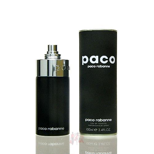 Paco by paco rabanne eau de toilette 100 ml redzilla for Paco by paco rabanne