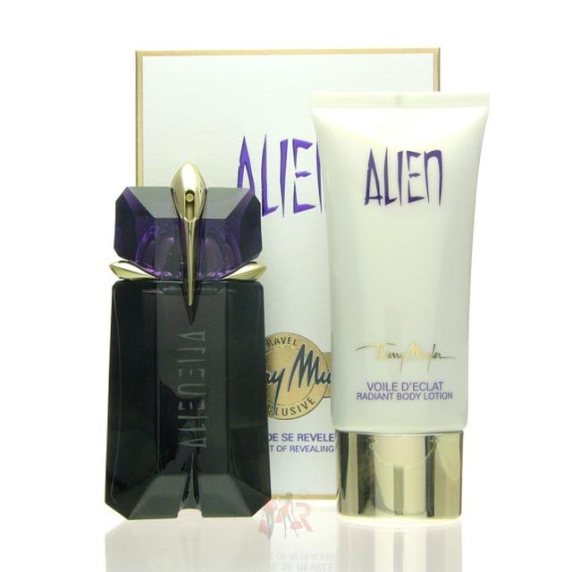 thierry mugler alien set eau de parfum 60 ml. Black Bedroom Furniture Sets. Home Design Ideas