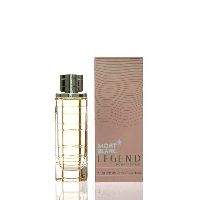 mont blanc legend pour femme eau de parfum 75 ml redzilla. Black Bedroom Furniture Sets. Home Design Ideas