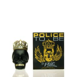 Police To Be The King Eau de Toilette 40 ml