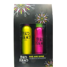 Tigi Rise and Shine Set - Oh Bee Hive 238 ml + Headrush...
