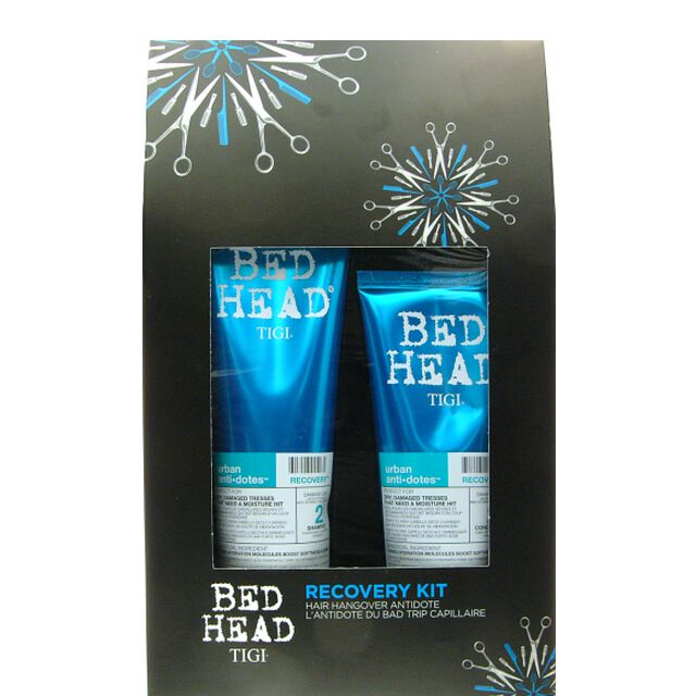 Tigi Recovery Kit Set - Recovery S 250 ml + Recovery C...