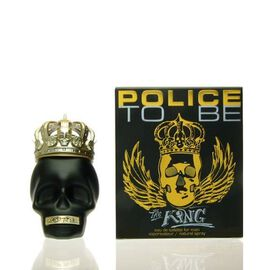 Police To Be The King Eau de Toilette 125 ml