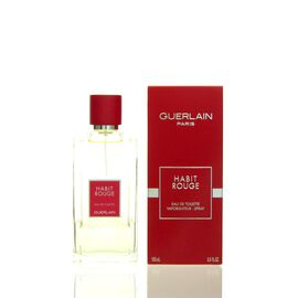 Guerlain Habit Rouge Eau de Toilette 100 ml