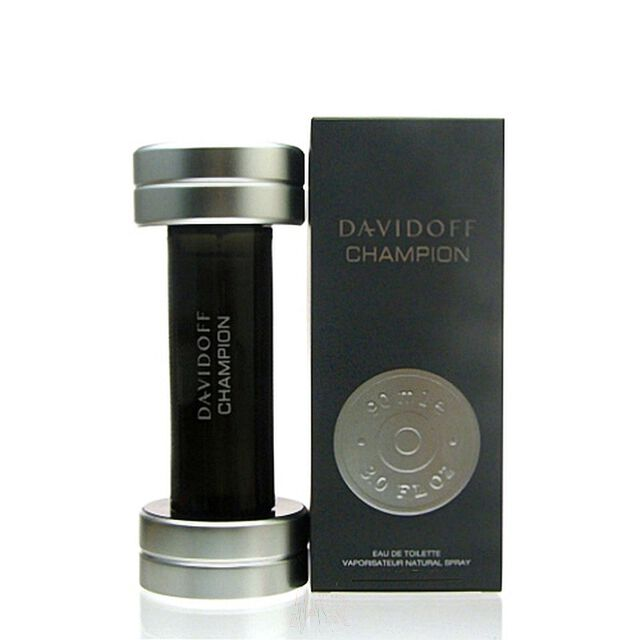 Davidoff Champion Eau de Toilette 50 ml