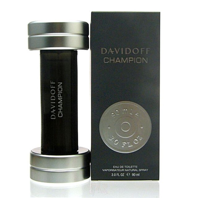 Davidoff Champion Eau de Toilette 90 ml