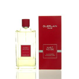 Guerlain Habit Rouge Eau de Toilette 200 ml