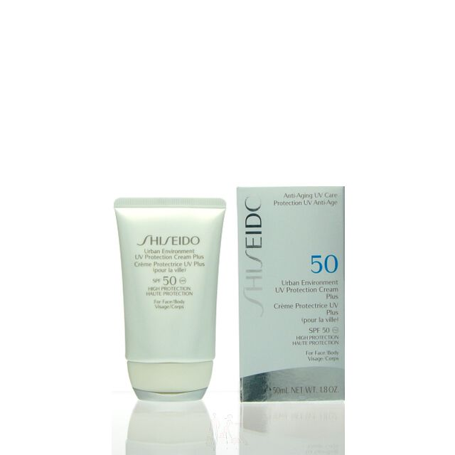 Shiseido Urban Environment UV Protection Cream Plus SPF 50 - 50 ml