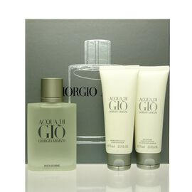 Giorgio Armani Acqua Di Gio Homme SET - EDT 100 ml + AS...