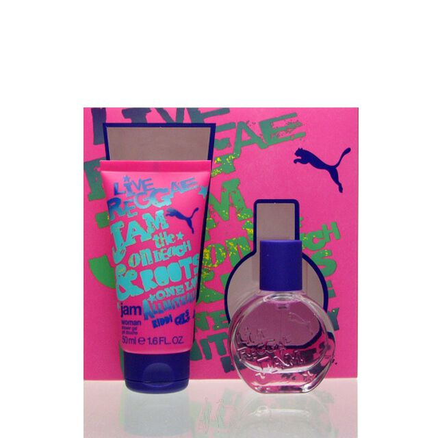 Puma Jam Set -  Eau de Toilette 20 ml + Shower Gel 50 ml