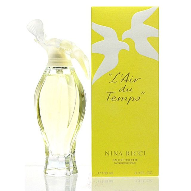 Nina Ricci L'air Du Temps Eau de Toilette Spray 100 ml