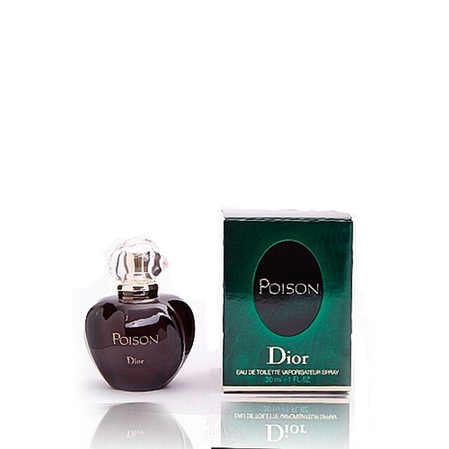 Christian Dior Poison Eau De Toilette Spray 30 Ml Redzilla
