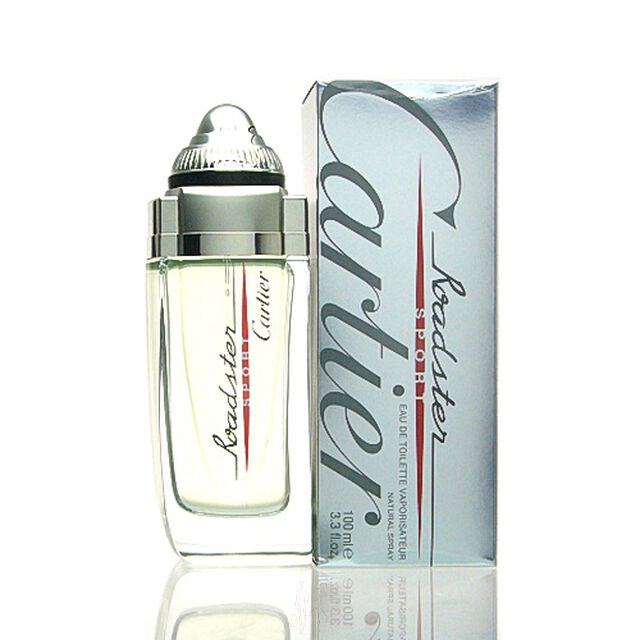 Cartier Roadster SPORT Eau de Toilette Vapo 100 ml