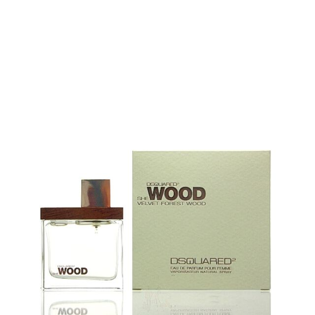 Dsquared² Velvet Forest She Wood Eau de Parfum 50 ml