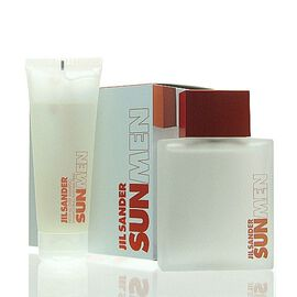 Jil Sander Sun Men Set EDT 75 ml + Bodyshampoo 75 ml