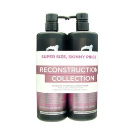 Tigi Catwalk Headshot Reconstructive Set - Shampoo 750 ml...