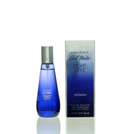 Davidoff Cool Water Night Dive Woman Eau de Toilette 50 ml