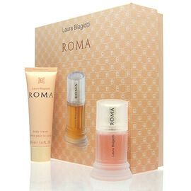 Laura Biagiotti ROMA Set - EDT 25 ml + BL 50 ml