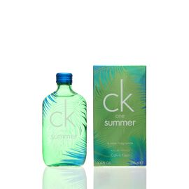 Calvin Klein CK One Summer 2016 Eau de Toilette 100 ml