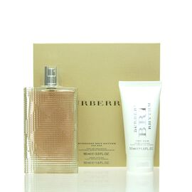 Burberry Brit Rhythm Woman Set - EDT 90ml + BL 50ml