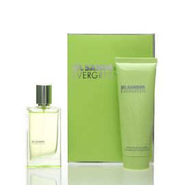 Jil Sander Evergreen Set - EDT 30 ml + BL 75 ml