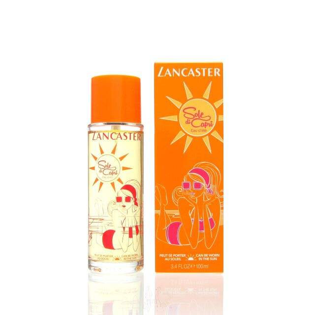 Lancaster Beauty Sole di Capri Eau de Toilette 100 ml