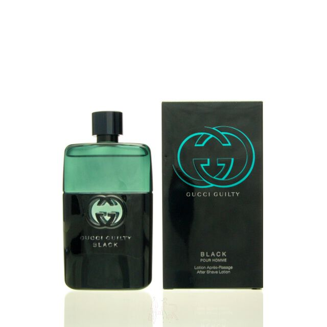 Gucci Guilty Black pour Homme After Shave 90 ml