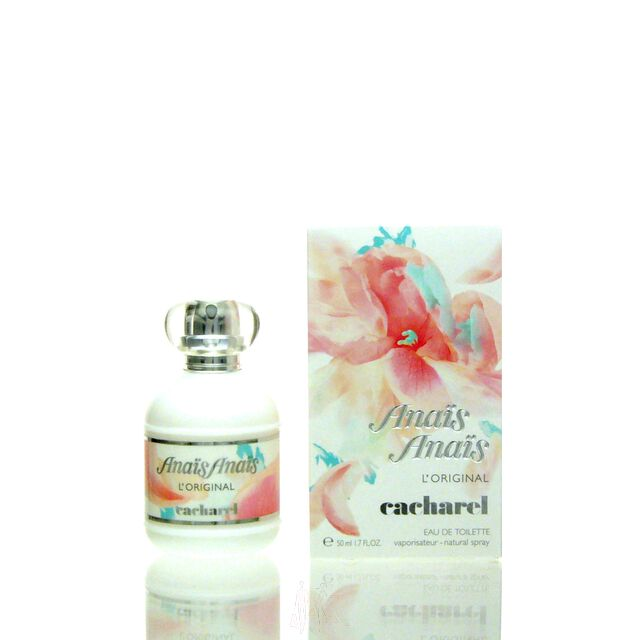 Cacharel Anais Anais Eau de Toilette 50 ml