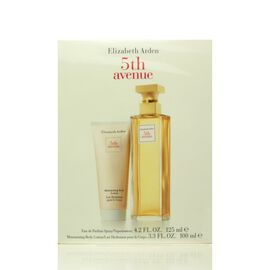 Elizabeth Arden 5th fifth Avenue Set - EDP 125 ml + BL...