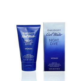 Davidoff Cool Water Woman Night Dive Duschgel 150 ml