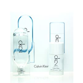 Calvin Klein CK2 Set - Eau de Toilette 100 ml + DS 75 ml