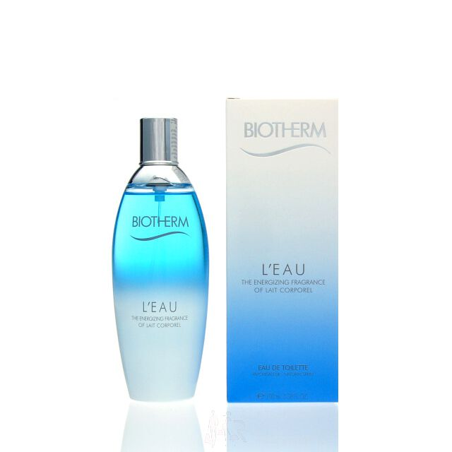 Biotherm L Eau The Energizing Fragrance of Lait Corporel EDT 100 ml