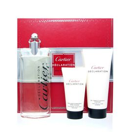 Cartier Declaration Set - EDT 100 ml + ASE 50 ml + SG 100 ml