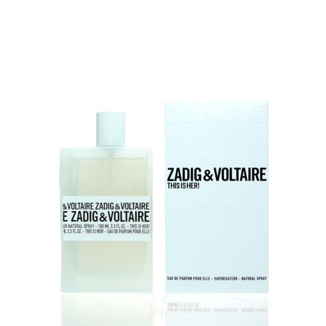 179ea931d93 Zadig   Voltaire This is Her Eau de Parfum 100 ml