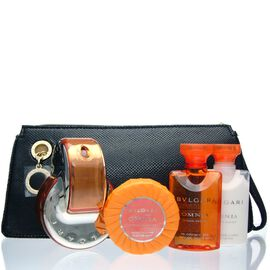 Bvlgari Omnia Indian Garnet Mega Set - EDT 65 ml + 2x 40...