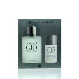 Giorgio Armani Acqua Di Gio Homme Travel SET - EDT 100 ml...