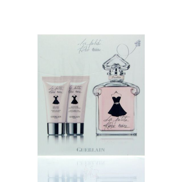 guerlain la petite robe noire set eau de toilette 100 ml. Black Bedroom Furniture Sets. Home Design Ideas
