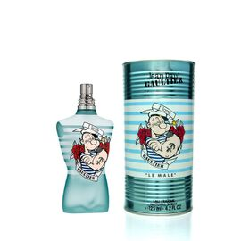 Jean Paul Gaultier Le Male Popeye Eau Fraiche 125 ml