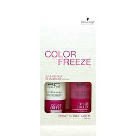 Schwarzkopf BC Bonacure Color Freeze Set (Shampoo +...