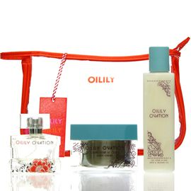 Oilily Ovation Set - EDP 50 ml + BC 200 ml + B&SG 200 ml