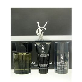 Yves Saint Laurent YSL La Nuit De LHomme Set - EDT 100 ml...