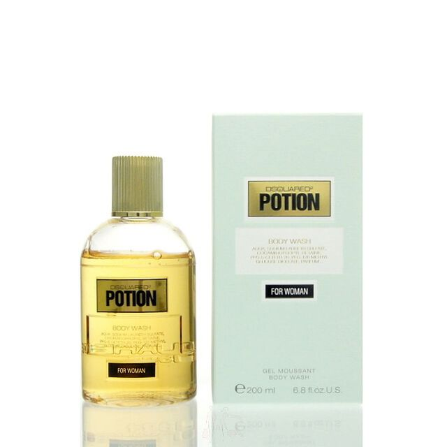 Dsquared² Potion for Woman Body Wash 200 ml