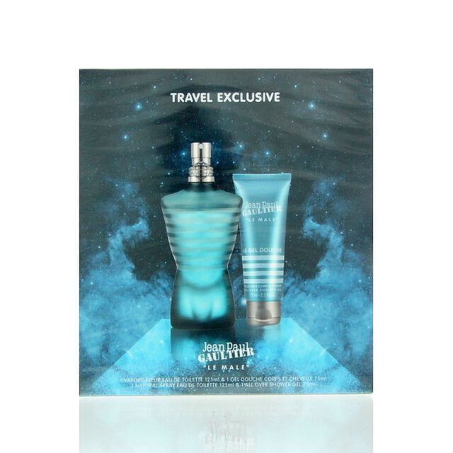 Jean Paul Gaultier Le Male Set - EDT 125 ml + SG 75 ml
