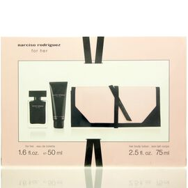 Narciso Rodriguez for her Set - EDT 50 ml + BL 75 ml +...