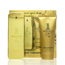 Paco Rabanne 1 Million SET - EDT 100 ml + Duschgel 100 ml