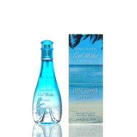 Davidoff Cool Water Woman Exotic Summer 2016 Eau de...