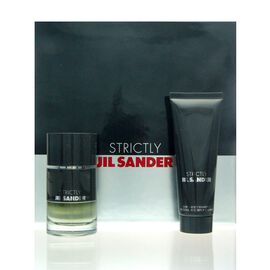 Jil Sander Strictly Men Set - Eau de Toilette 40 ml + SG...