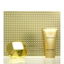 Paco Rabanne Lady Million Set - Eau de Parfum 50 ml + BL...