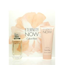 Calvin Klein Eternity Now for her Set - EDP 50 ml + BL...